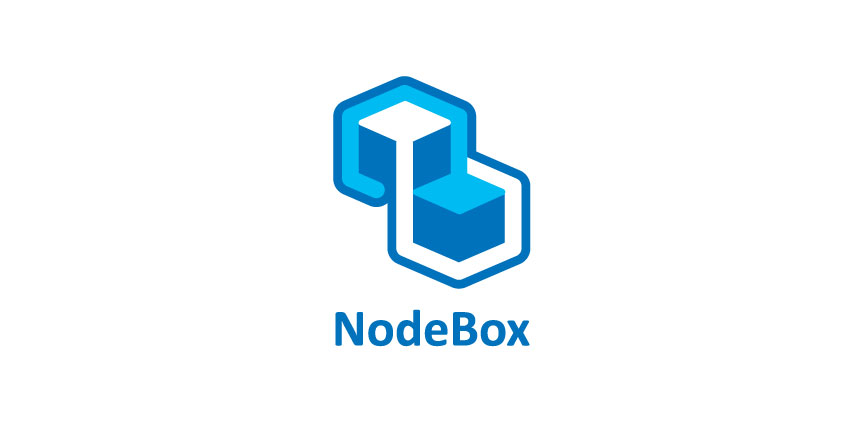 "<a href=""http://designlooksnice.com/projectNB3.php"" title="""">&#9758 See more of Nodebox logo</a>"